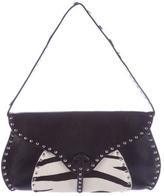 Celine Ponyhair & Leather Bag