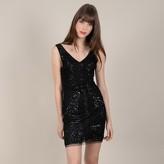 Molly Bracken Sleeveless Sequined Dress