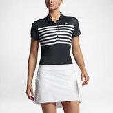 Nike Precision Print Women's Golf Polo