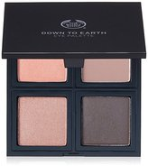 The Body Shop Down To Earth Eyeshadow Quad,0.28 Ounce