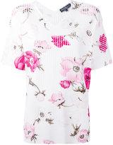 Salvatore Ferragamo floral blouse