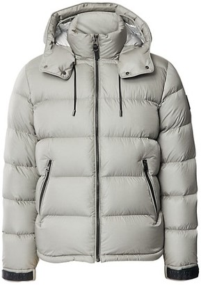 Mackage Jonas Foil Shield Down Puffer Jacket