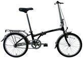 "Dahon Boardwalk Folding Bike, Black - 20"""