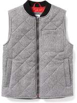 Old Navy Lightweight Quilted Fleece Vest for Boys