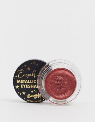 Barry M Euphoric Metallic Eyeshadow Cream - Charged