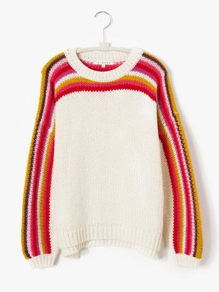 XiRENA The Ketchum Knit In White - XS