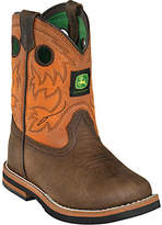 John Deere Boots Broad Square Toe Pull-On 1319 (Infants/Toddlers')