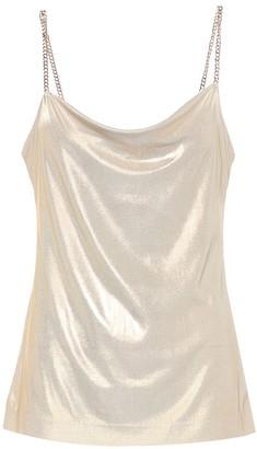 Balmain Exclusive to Mytheresa Lame camisole