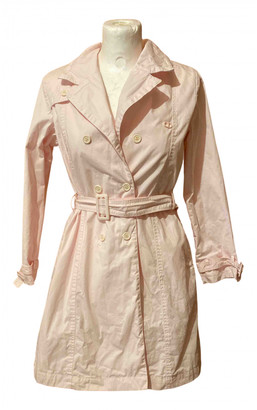 Christian Dior Pink Cotton Jackets & Coats