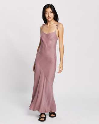 Tigerlily Women's Pink Maxi dresses - Evelyn Maxi Dress - Size 12 at The Iconic