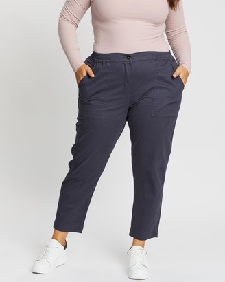 Cotton On Curve High-Rise Chinos