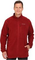 Columbia Big & Tall Cascades ExplorerTM Full Zip Fleece