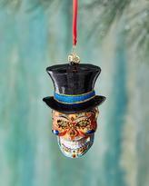 Christopher Radko La Calavera Christmas Ornament