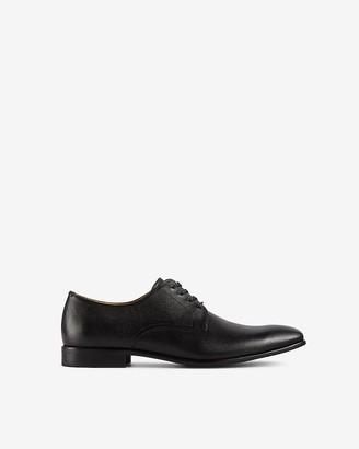 Express Saffiano Leather Oxford Dress Shoe