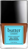 Butter London butter LONDON Sheer Wisdom Nail Tinted Moisturiser 11ml - Deep
