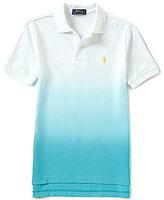 Ralph Lauren Big Boys 8-20 Dip-Dyed Polo Shirt