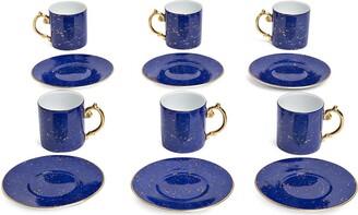L'OBJET Lapis Espresso Cup set