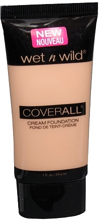 Wet n Wild CoverAll Cream Foundation Light/Medium