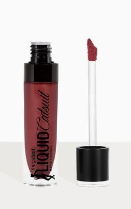 Markwins wet n wild MegaLast Liquid Catsuit Matte Lipstick Give Me Mocha