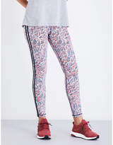 The Upside Fire and Rain stretch-jersey leggings