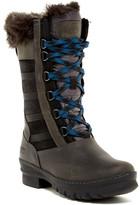 Keen Wapato Tall Faux Fur Trim Waterproof Boot