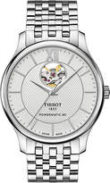 Tissot T0639071103800 Powermatic 80 stainless steel automatic watch