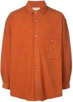 YMC Ryder oversized-fit shirt