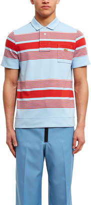 Opening Ceremony Lacoste For Striped Polo