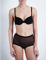 Wolford Tulle underwired push-up bra