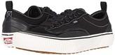 Vans Destruct SF ((Canvas) Black/Marshmallow) Athletic Shoes