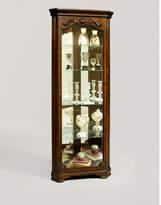 Pulaski Corner Curio Cabinet