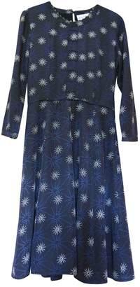 Brora Multicolour Silk Dress for Women