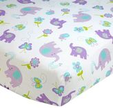 NoJo Dreamland Fitted Crib Sheet