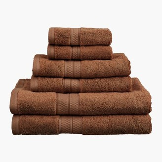 Impressions Clavell Rayon from Bamboo 6-Piece Towel Set