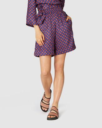 gorman Women's Multi Chino Shorts - Stork Spot Shorts - Size One Size, 6 at The Iconic