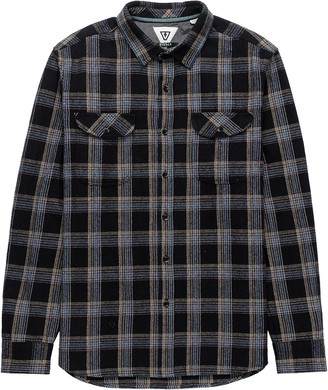 VISSLA Sonic Coast Long-Sleeve Flannel - Men's