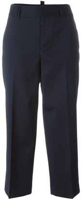 DSQUARED2 high rise trousers