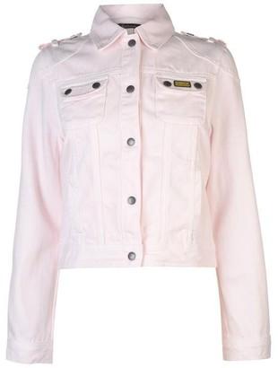 Barbour International Durness Casual Denim Jacket