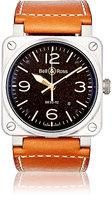 Bell & Ross Men's BR 03-92 Golden Heritage Watch-BROWN