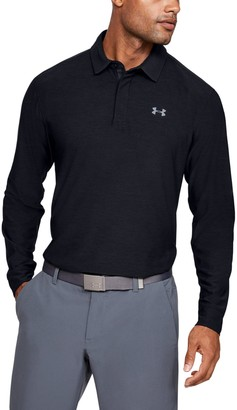 Under Armour Men's UA Playoff Long Sleeve Polo