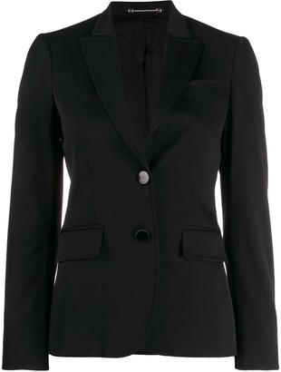 Gucci Pre-Owned 2000's fitted blazer