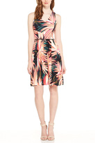 Maggy London Mindy Fit & Flare Dress