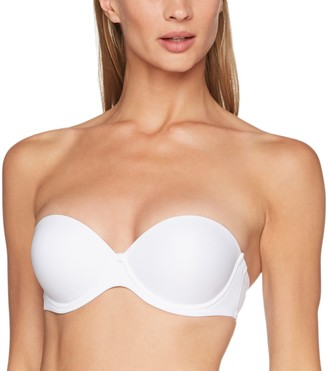 Selene Charlota Bra Increases Two Sizes - White - 36B