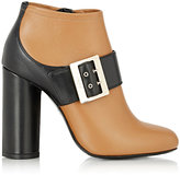 Lanvin Women's Buckled-Strap Booties