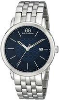 88 Rue du Rhone Men's 87WA140024 Stainless Steel Bracelet Watch