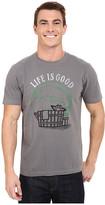 Life is Good Hot Tub Crusher Tee