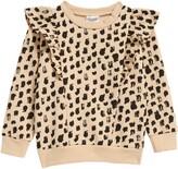 Thumbnail for your product : TINY TRIBE Kids' Ruffle Sleeve Sweatshirt