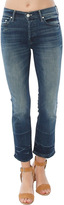Mother The Button Insider Crop Jean