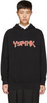 Y's Ys Black Yspink Hoodie