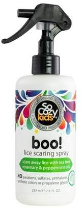 SoCozy Kids Boo! Lice Leave-in Spray - 8 fl oz
